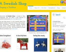 A Swedish Shop
