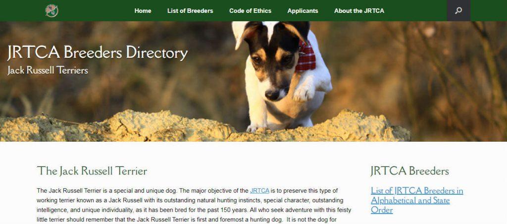 JRTCA Breeders - Hemsing Designs
