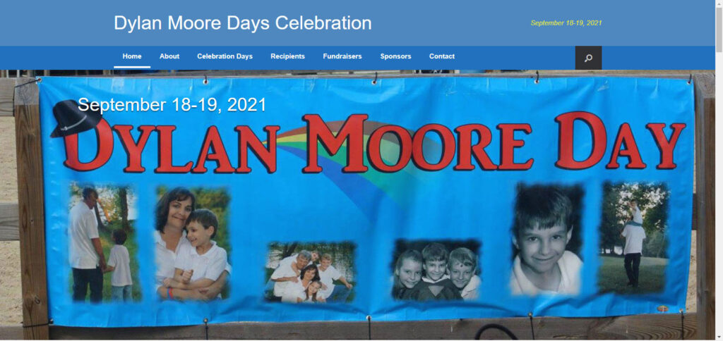 Dylan Moore Days